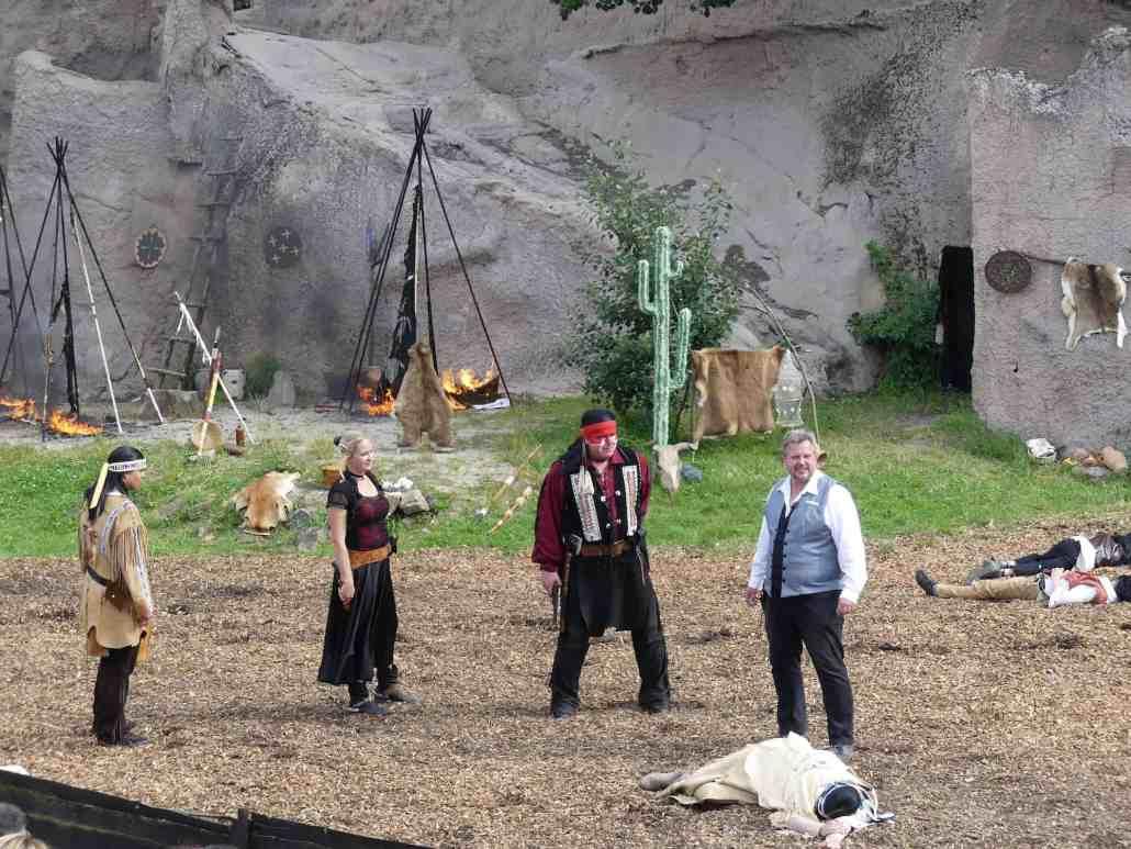 Karl-May-Festspiele im Hunsrück