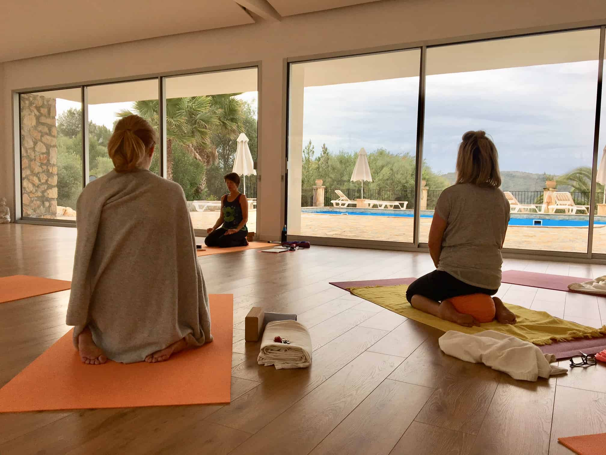Yogaurlaub auf Mallorca