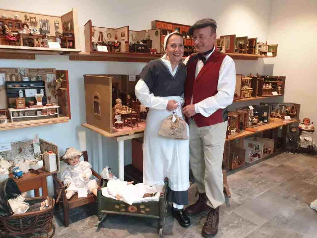 Eröffnung Heimatmuseum Christinas Stube