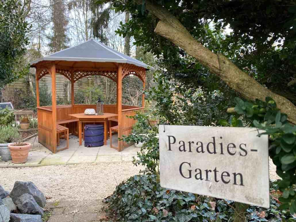 Paradiesgarten Christinas Stube