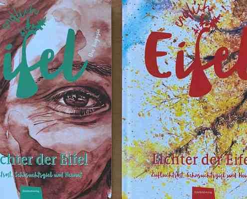 """Cover des Bugazins """"Endlich Eifel"""""""