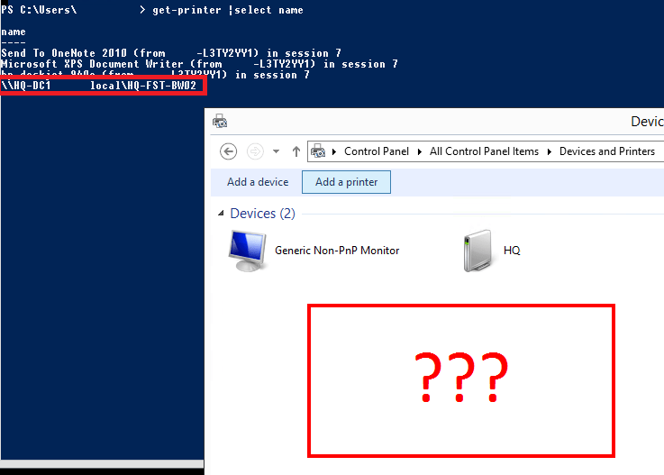 HowTo: Publish the classic Printers folder in Citrix virtual Apps and Desktops