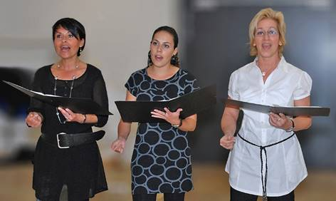 A-capella-Ensemble INSIEME