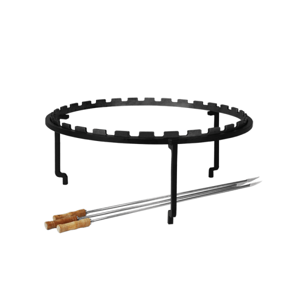 Horizontal Skewer set XL