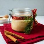 Schnelles Geschenk Aus Der Kuche Honig Zimt Butter Schnelle Einfache Rezepte