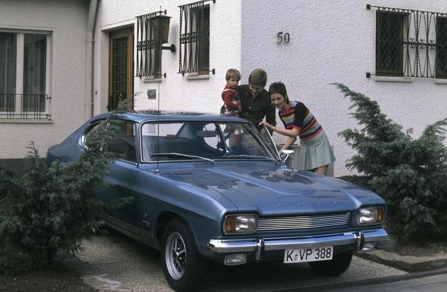50 Jahre Ford Capri