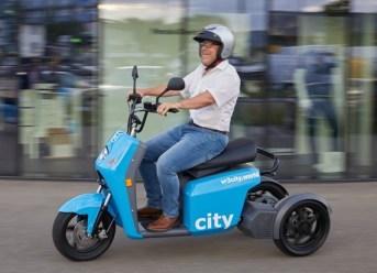 Der neue vR3city von vRbikes