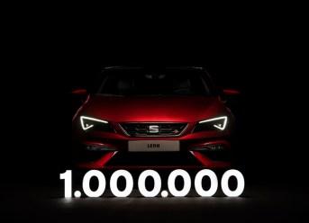 Der SEAT Leon ist jetzt Millionär
