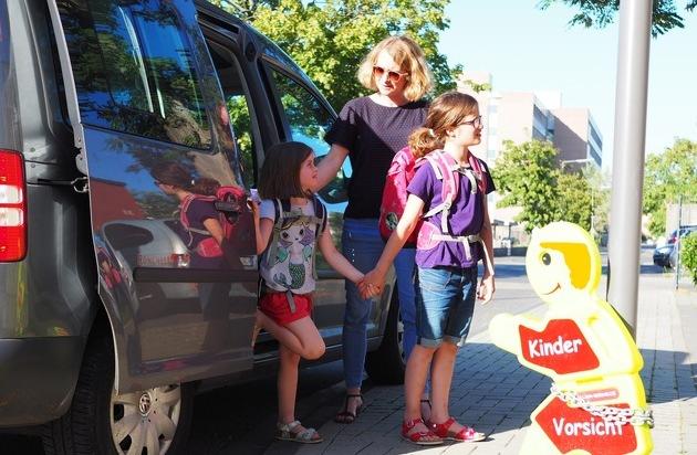 Schulkinder frühzeitig an Straßenverkehr gewöhnen