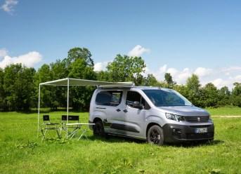 Peugeot Alpin Camper
