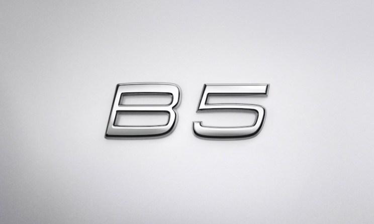 Volvo B5 Mild-Hybrid