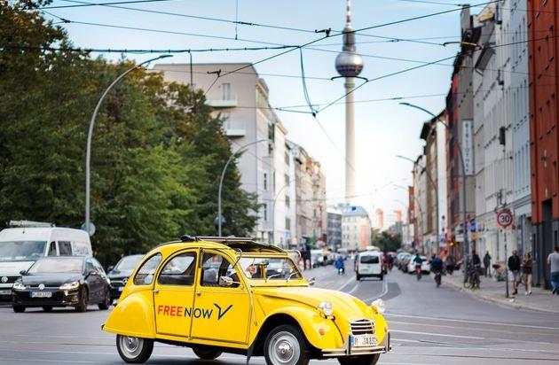 FREE NOW Berlin