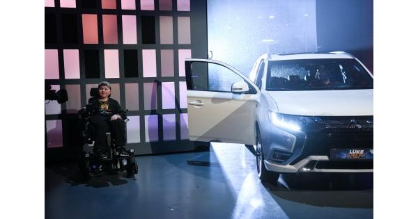 Carl Josef bekommt Mitsubishi Outlander
