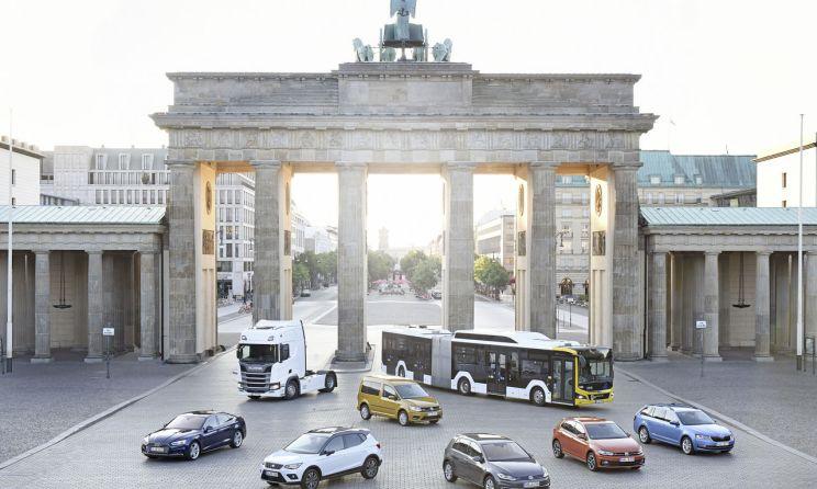 Volkswagen baut CNG-Mobilität weiter aus