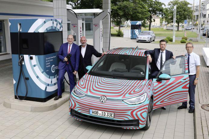 Wolfsburg wird Modellstadt für urbanes Laden