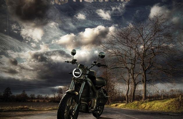 HORWIN Elektro-Motorrad