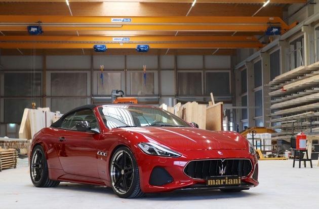 Maserati GranCabrio MC Sport