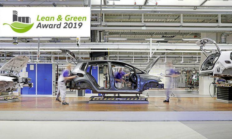 Volkswagen erhält den Umweltpreis
