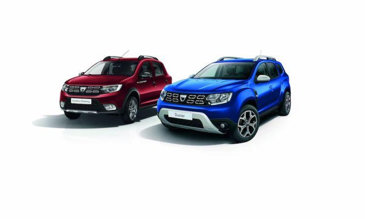 Dacia Sondermodelle Anniversary