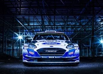 Fiesta WRC M-Sport Ford