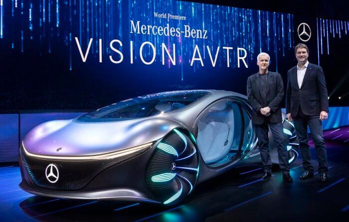 Showcar VISION AVTR