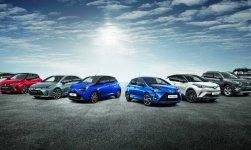 Drittes Wachstumsjahr in Folge für das Toyota Flottengeschäft