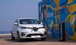 Renault ZOE CCS-Ladesystem