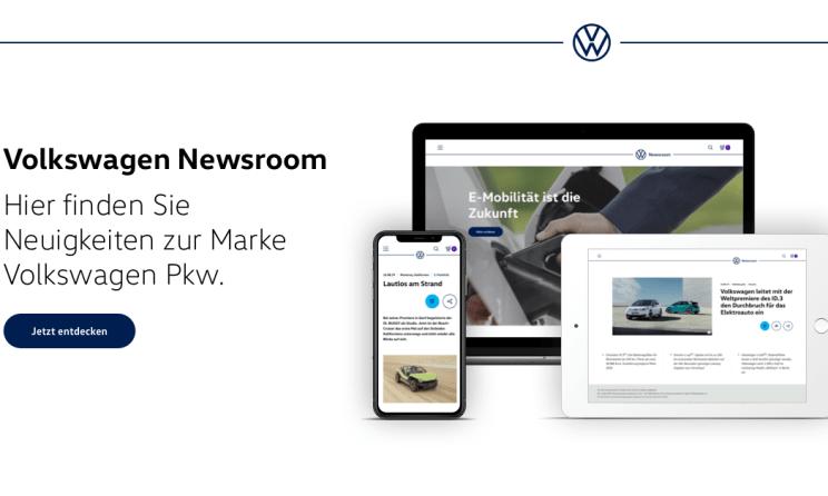 Volkswagen Autonomes Fahren