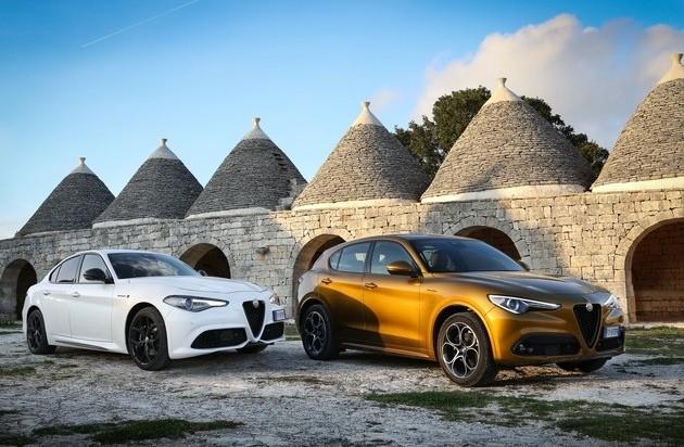 Alfa Romeo Giulia und Alfa Romeo Stelvio