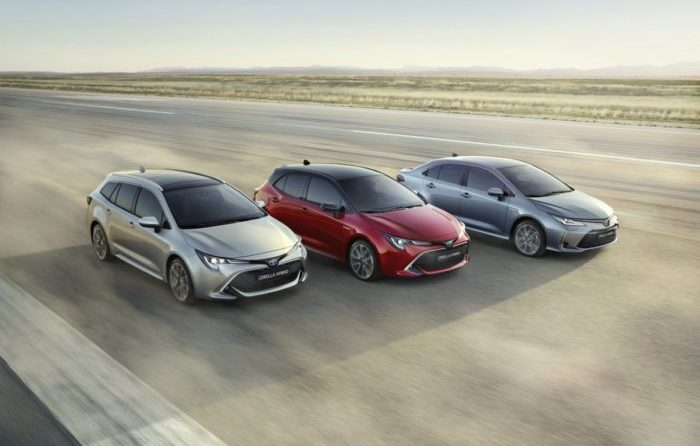 Hybrid-Weltmeister Toyota