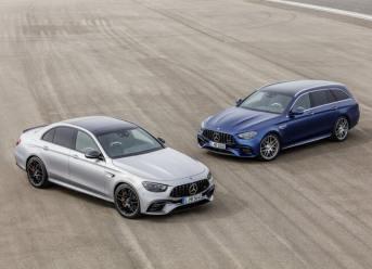 Mercedes-AMG E 63 4MATIC+ Limousine