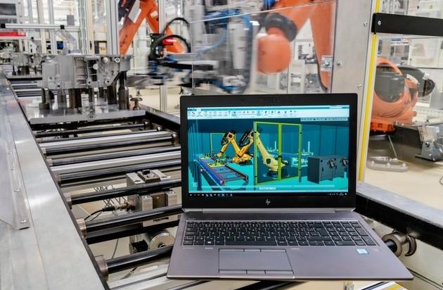 Industrie 4.0: SKODA AUTO
