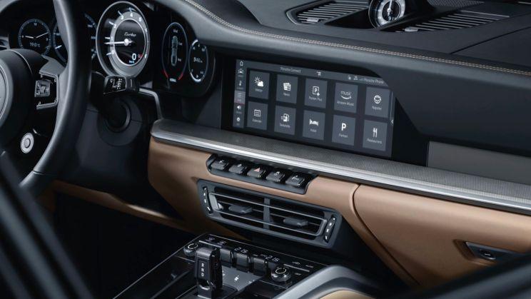 911 Turbo, Interieur, 2020, Porsche AG