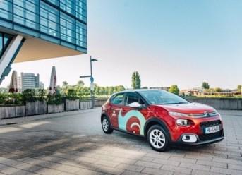 Citroën C3 cambio CarSharing