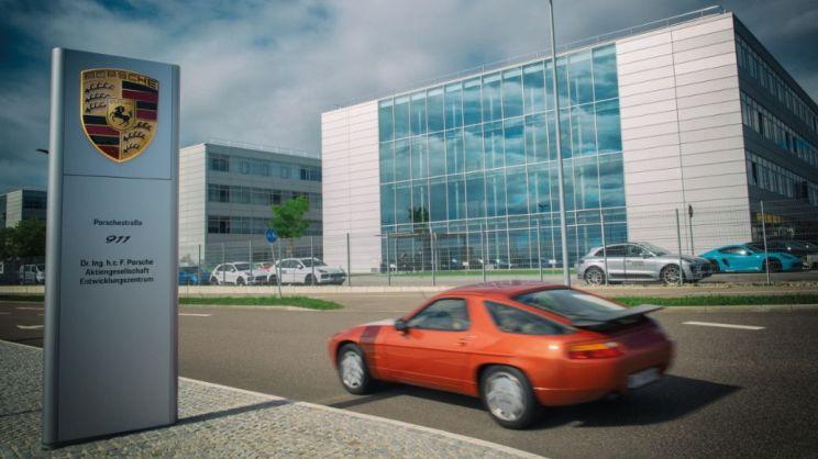 928 S4, 2020, Porsche AG