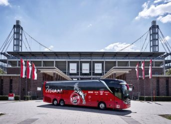 Kölns Setra Bus