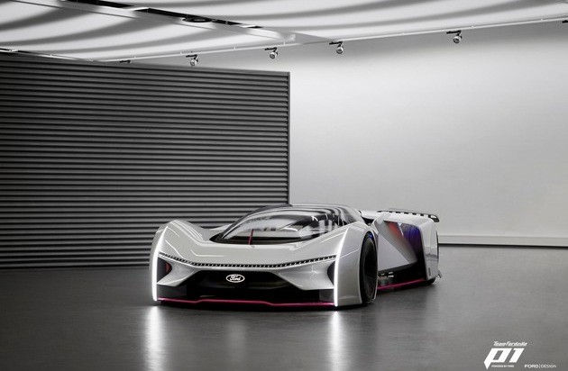 Ford P1