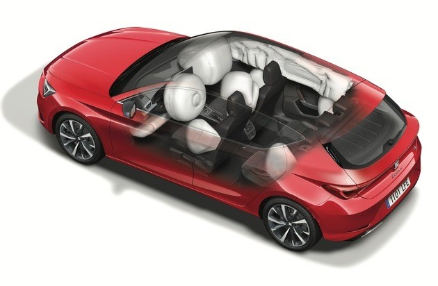 Euro NCAP Crashtest SEAT Leon