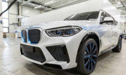 BMW i Hydrogen NEXT