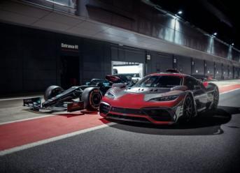 Mercedes-AMG Marketingkampagne