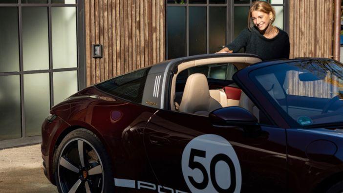 Porsche Heritage Design Edition
