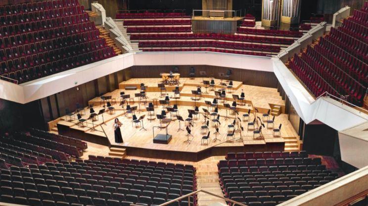 Leipziger Gewandhausorchester, 2020, Porsche AG