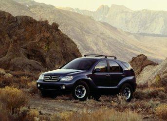 AAVision Mercedes-Benz SUV