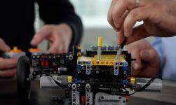 Renault Lego Bausteine
