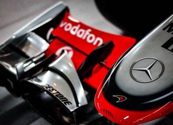 Mercedes Formel 1
