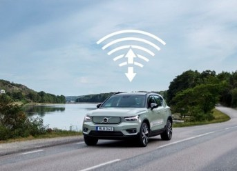 Volvo Cars und Ericsson