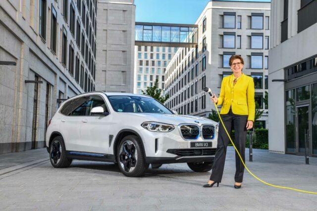 BMW Ladenetzwerk