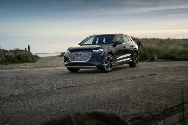 Plug-in-Hybrid von Audi