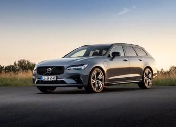 Volvo Recharge Plug in Hybridantrieb