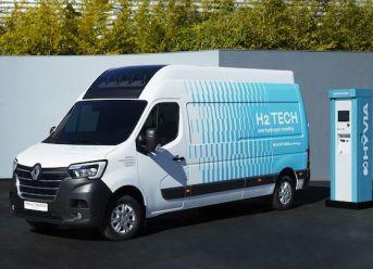 Renault Master Kastenwagen H2-TECH
